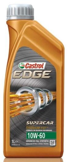 Castrol Edge Supercar 10W-60 - 1 Litru 0