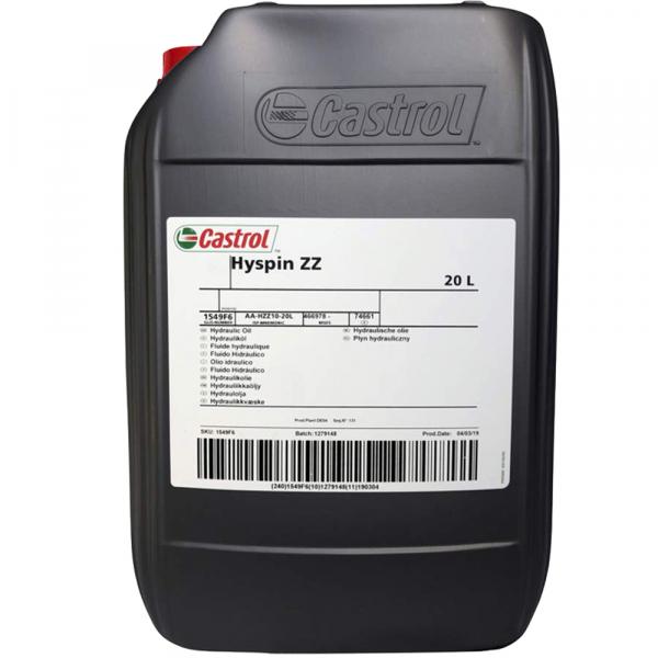 Ulei hidraulic Castrol Hyspin ZZ 46 - 20 Litri [0]