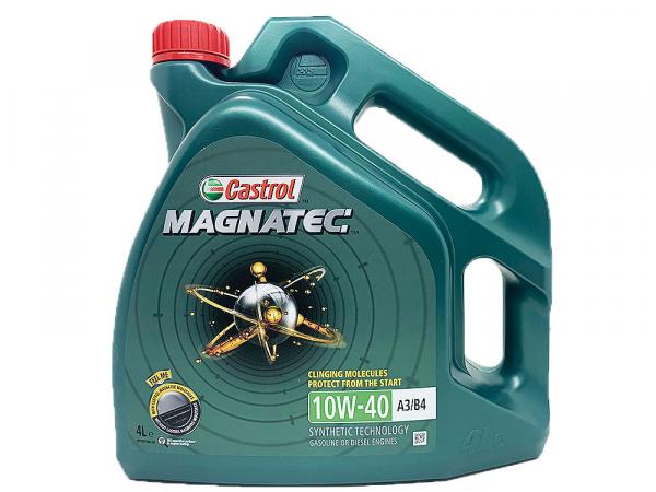 Castrol Magnatec 10W40 A3/B4 - 4 Litri 0
