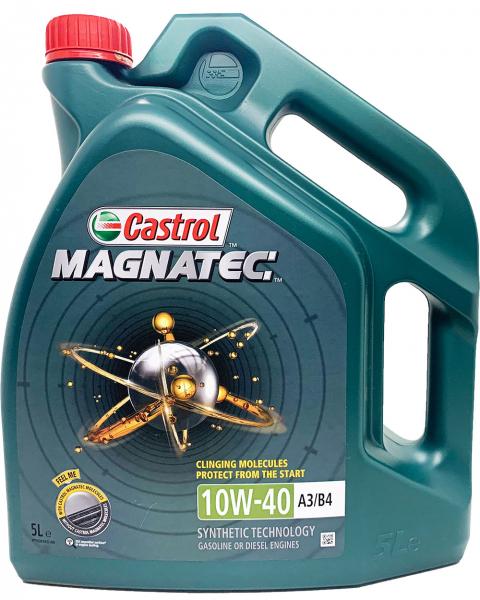 Castrol Magnatec 10W40 A3/B4 - 5 Litri 0