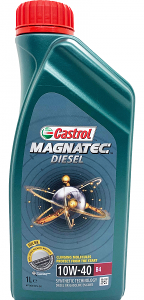 Castrol Magnatec 10W40 Diesel B4 - 1 Litru 0
