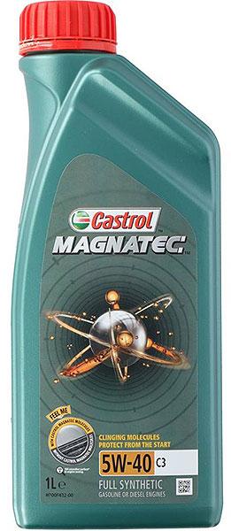 Castrol Magnatec 5W40 C3 - 1 Litru 0
