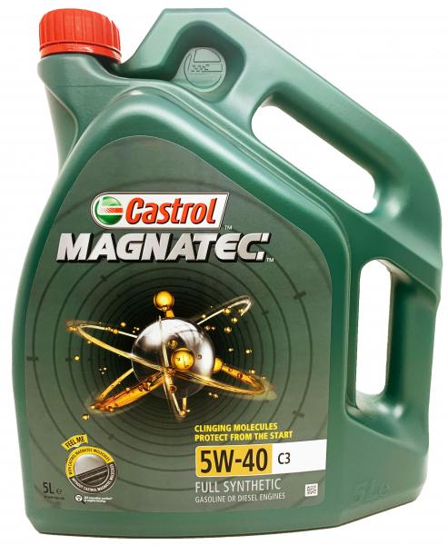 Castrol Magnatec 5W40 C3 - 5 Litri 0