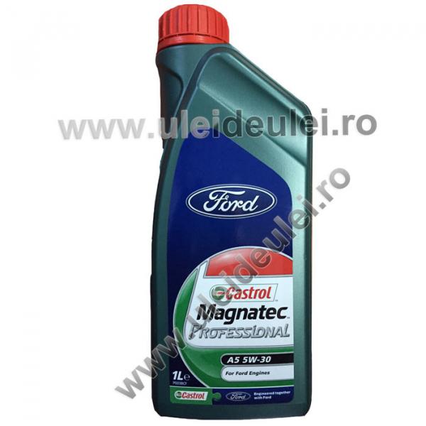 Castrol Magnatec Professional Ford A5 5W30 (GERMANIA) - 1 Litru 0