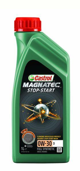 Castrol Magnatec Stop-Start 0W30 D - 1 Litru 0