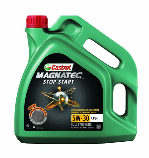 Castrol Magnatec Stop-Start 5W30 A3/B4 - 4 Litri 0