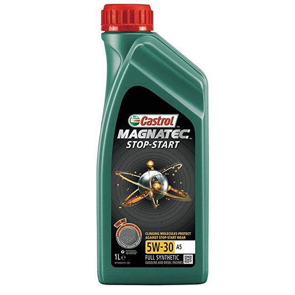 Castrol Magnatec Stop-Start 5W30 A5 - 1 Litru [0]
