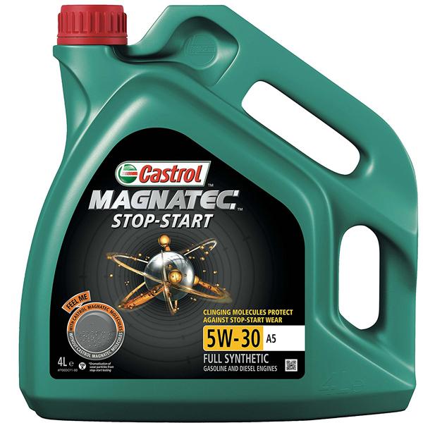 Castrol Magnatec Stop-Start 5W30 A5 - 4 Litri [0]