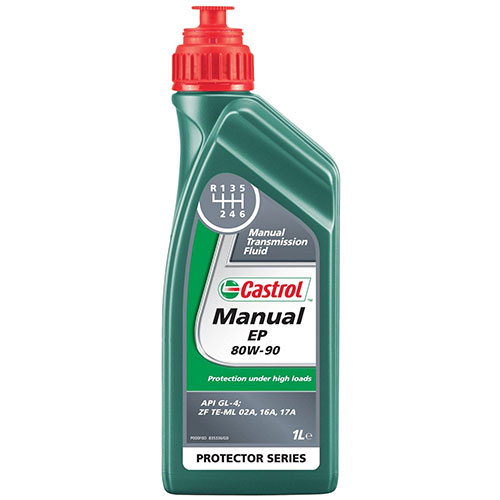 Castrol Manual EP 80W90 - 1 Litru 0