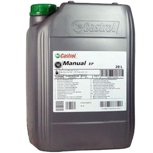 Castrol Manual EP 80W90 - 20 Litri 0