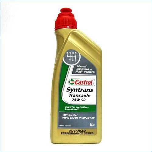Castrol Syntrans Transaxle 75W90 - 1 Litru 0