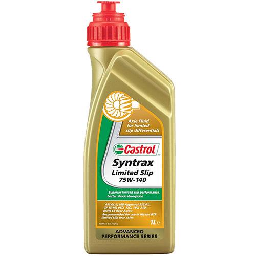 Castrol Syntrax Limited Slip 75W140 - 1 Litru 0
