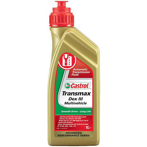 Castrol Transmax Multivehicle Dex III - 1 Litru 0