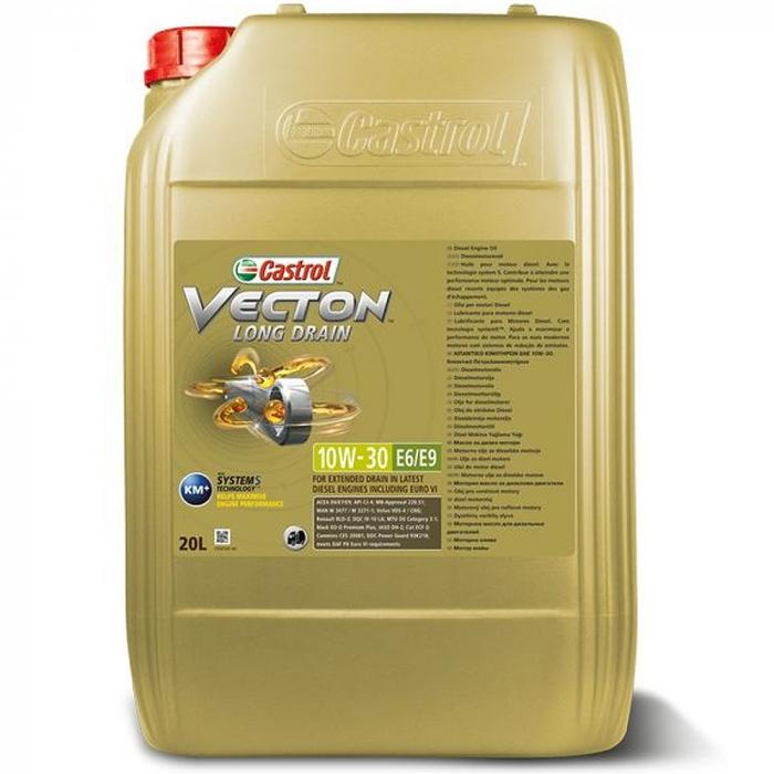 Castrol Vecton Long Drain 10W30 E6/E9 - 20 Litri [0]