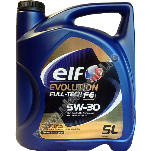Elf Evolution FullTech FE 5W30 - 5 Litri 0