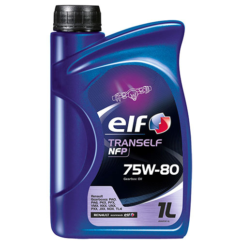 ELF Tranself NFP 75W80 - 1 Litru 0