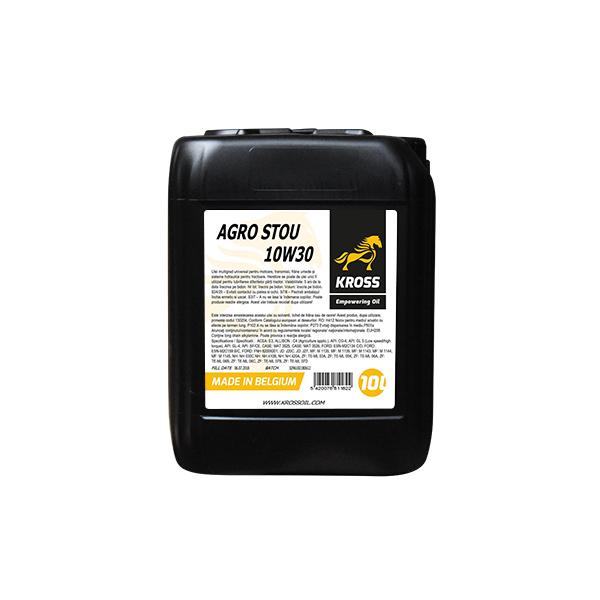 Kross Agro STOU 10W30 - 10 Litri [0]