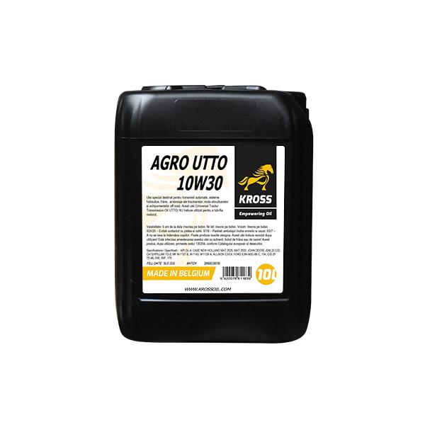 Kross Agro UTTO 10W30 - 10 Litri [0]