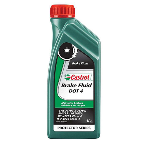 Lichid de frana Castrol Dot 4 - 1 Litru [0]