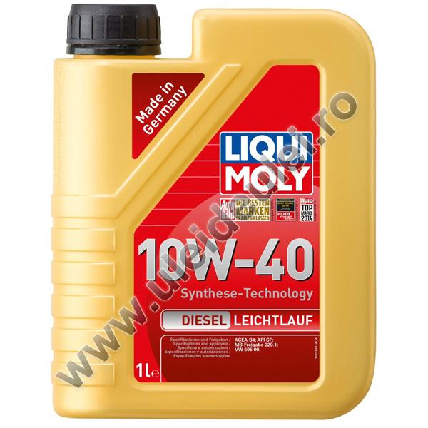 Liqui Moly Leichtlauf Diesel 10W40 - 1 Litru 0