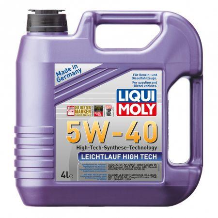Liqui Moly Leichtlauf High Tech 5W40 - 4 Litri 0