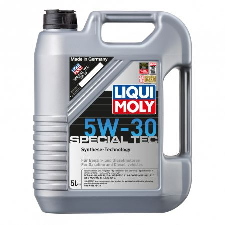 Liqui Moly Leichtlauf Special 5W30 - 5 Litri 0