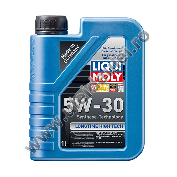 Liqui Moly Long Time High Tech 5W30 - 1 Litru 0