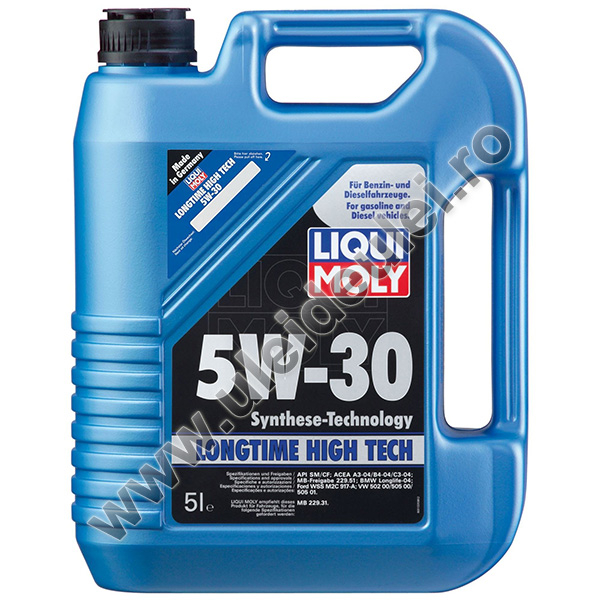 Liqui Moly Long Time High Tech 5W30 - 5 Litri 0