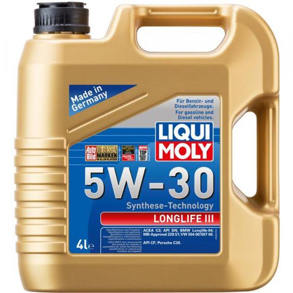 Liqui Moly Longlife III 5W30 - 4 Litri [0]