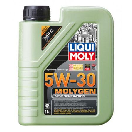 Liqui Moly Molygen 5W30 - 1 Litru 0