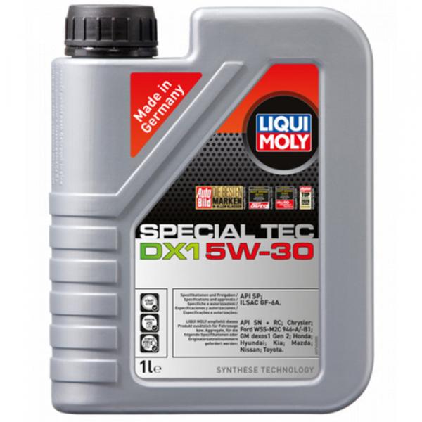 Liqui Moly Special Tec DX1 5W30 - 1 Litru 0