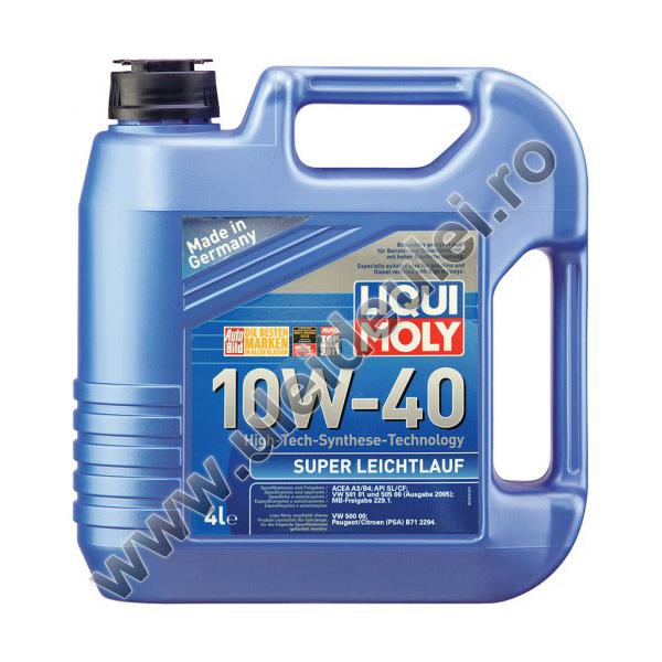 Liqui Moly Super Leichtlauf 10W40 - 4 Litri 0