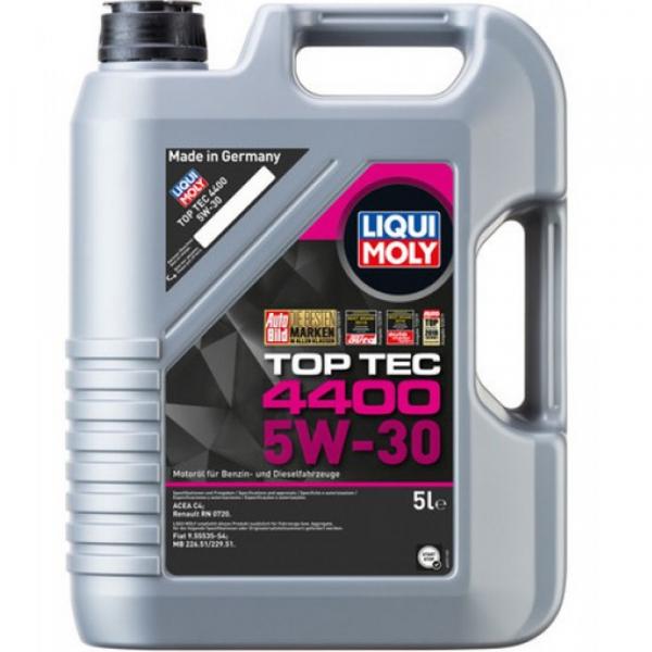 Liqui Moly Top Tec 4400 5W30 - 5 Litri 1