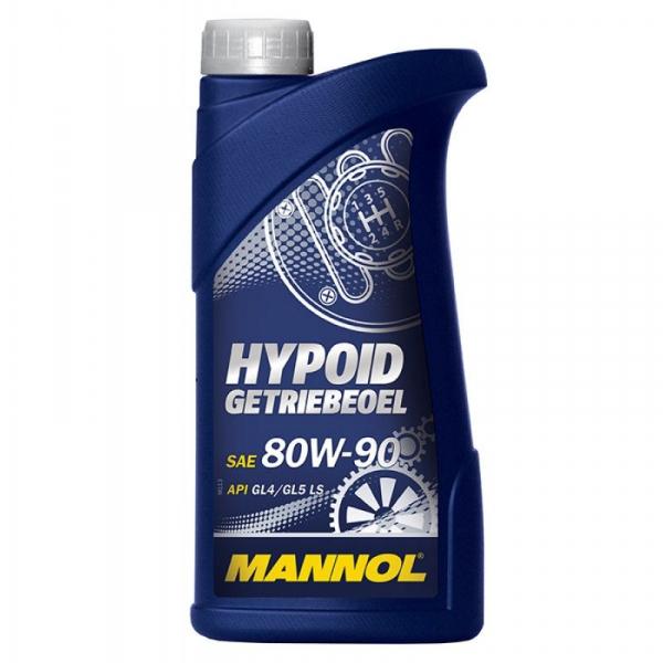 MANNOL Hypoid Getriebeoel 80W90 - 1 Litru 0