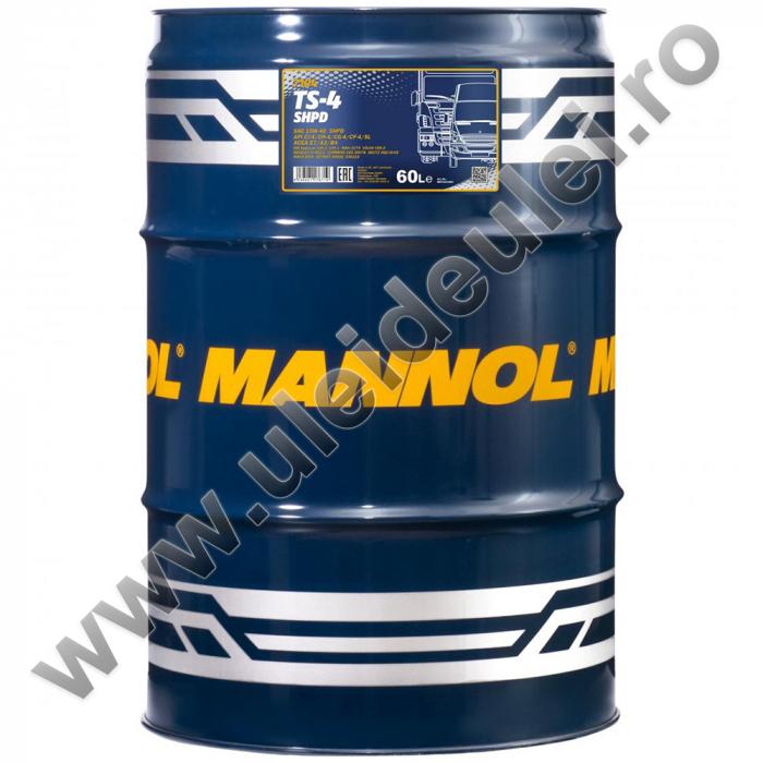 MANNOL TS-4 SHPD 15W-40 - 208 Litri [0]