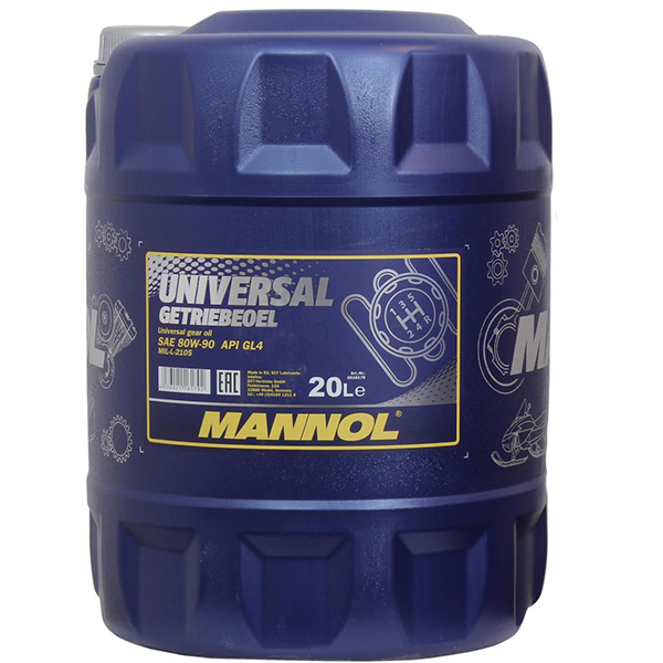 MANNOL Universal Getriebeoel 80W90 - 20 Litri 0