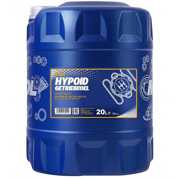 MANNOL Hypoid Getriebeoel 80W90 - 20 Litri 0