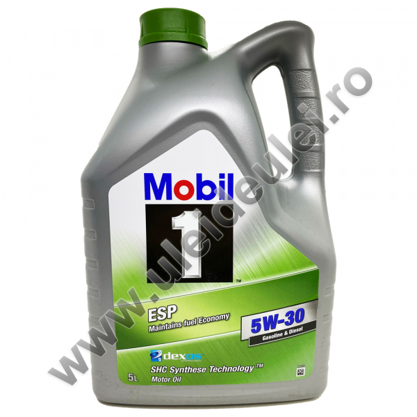 Mobil 1 ESP 5W30 - 5 Litri [0]