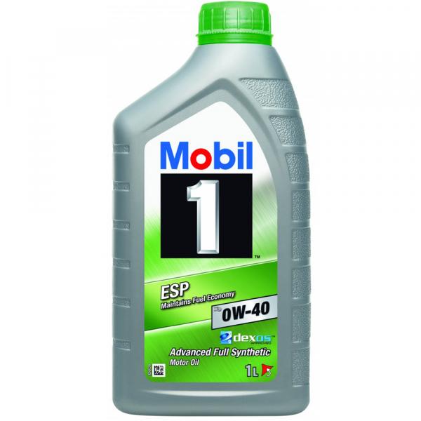 Mobil 1 ESP X3 0W40 - 1 Litru 0