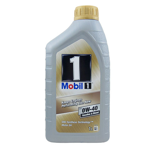 Mobil 1 FS (fostul New Life) 0W40 - 1 Litru 0