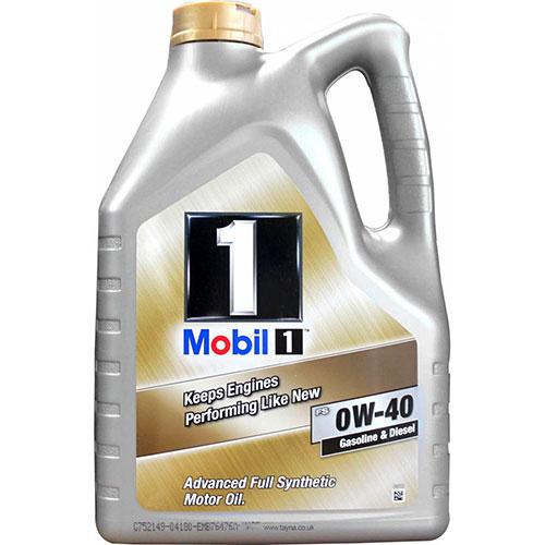 Mobil 1 FS (fostul New Life) 0W40 - 4 Litri 0