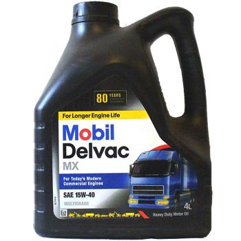 Mobil Delvac MX 15W40 - 4 Litri 0
