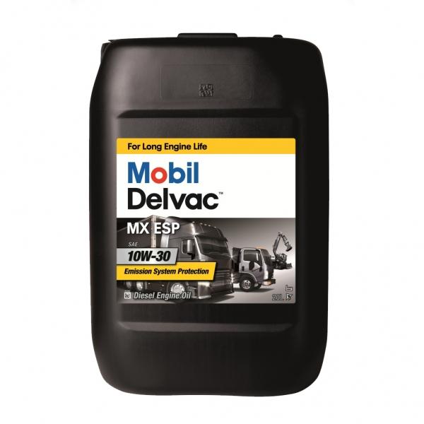 Mobil Delvac MX ESP 10W30 - 20 Litri 0