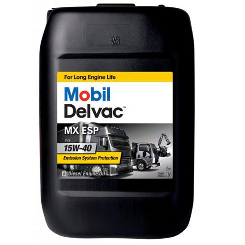Mobil Delvac MX ESP 15W40 - 20 Litri 0