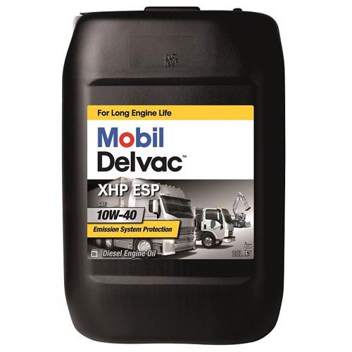 Mobil Delvac XHP ESP 10W40 - 20 Litri 0