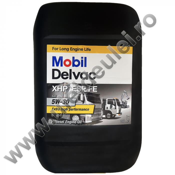Mobil Delvac XHP ESP FE 5W30 - 20 Litri 0
