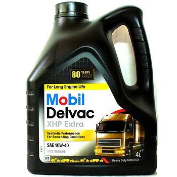 Mobil Delvac XHP Extra 10W40 - 4 Litri 0
