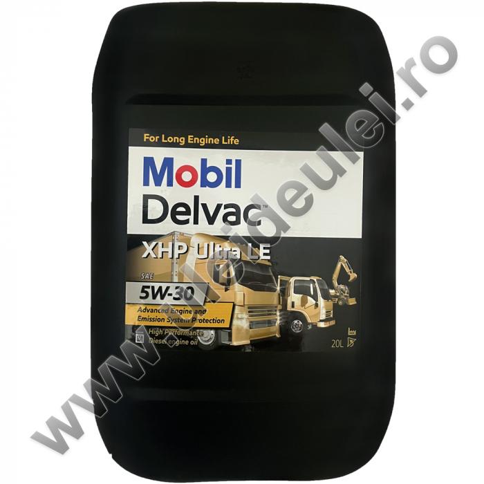 Mobil Delvac XHP Ultra LE 5W30 - 20 Litri 0