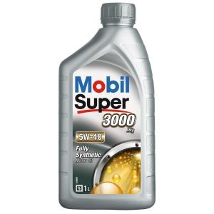 Mobil Super 3000 5W40 - 1 Litru 0