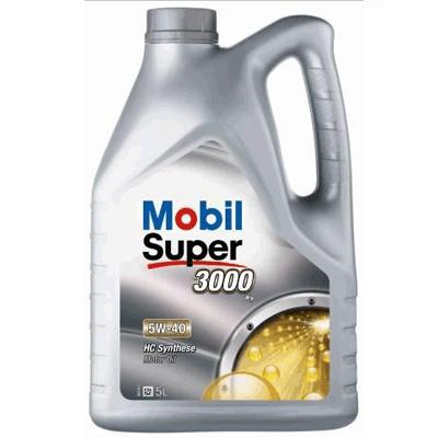 Mobil Super 3000 5W40 - 4 Litri 0